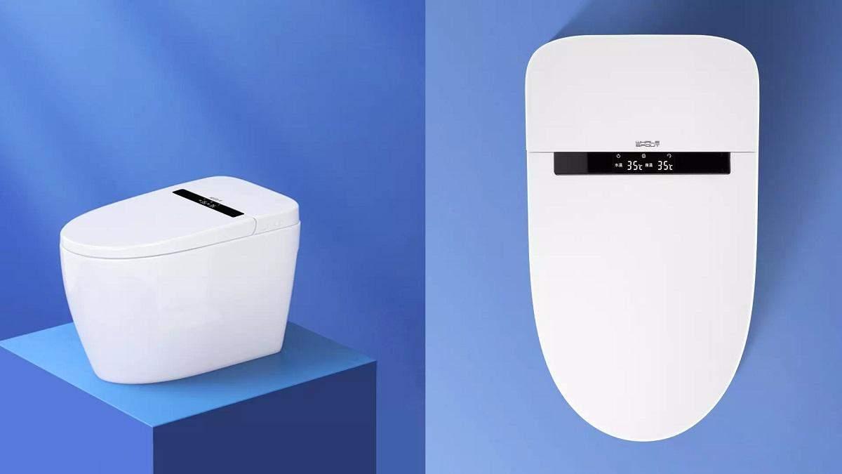 Little Whale Wash Antibacterial Smart Toilet