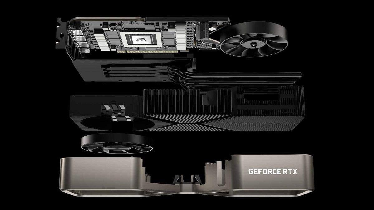 Nvidia прокомментировала проблему с вылетом игр на GeForce RTX 3080