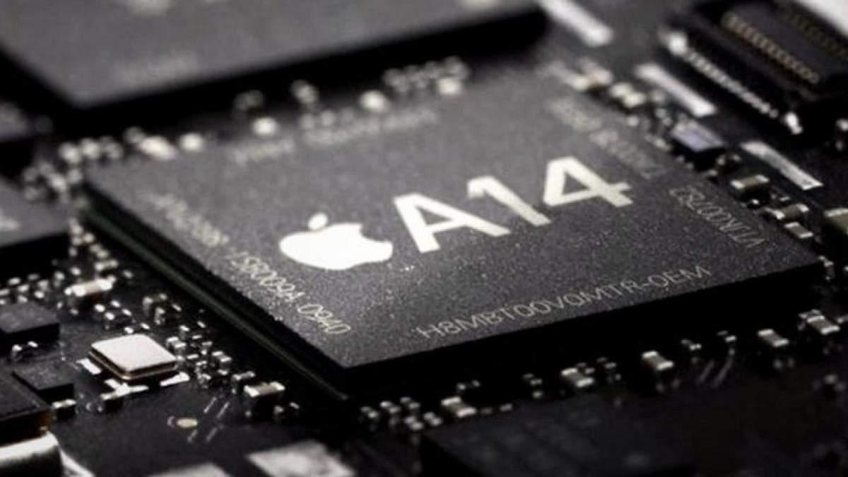 Новий процесор Apple значно перевершує аналог від Qualcomm