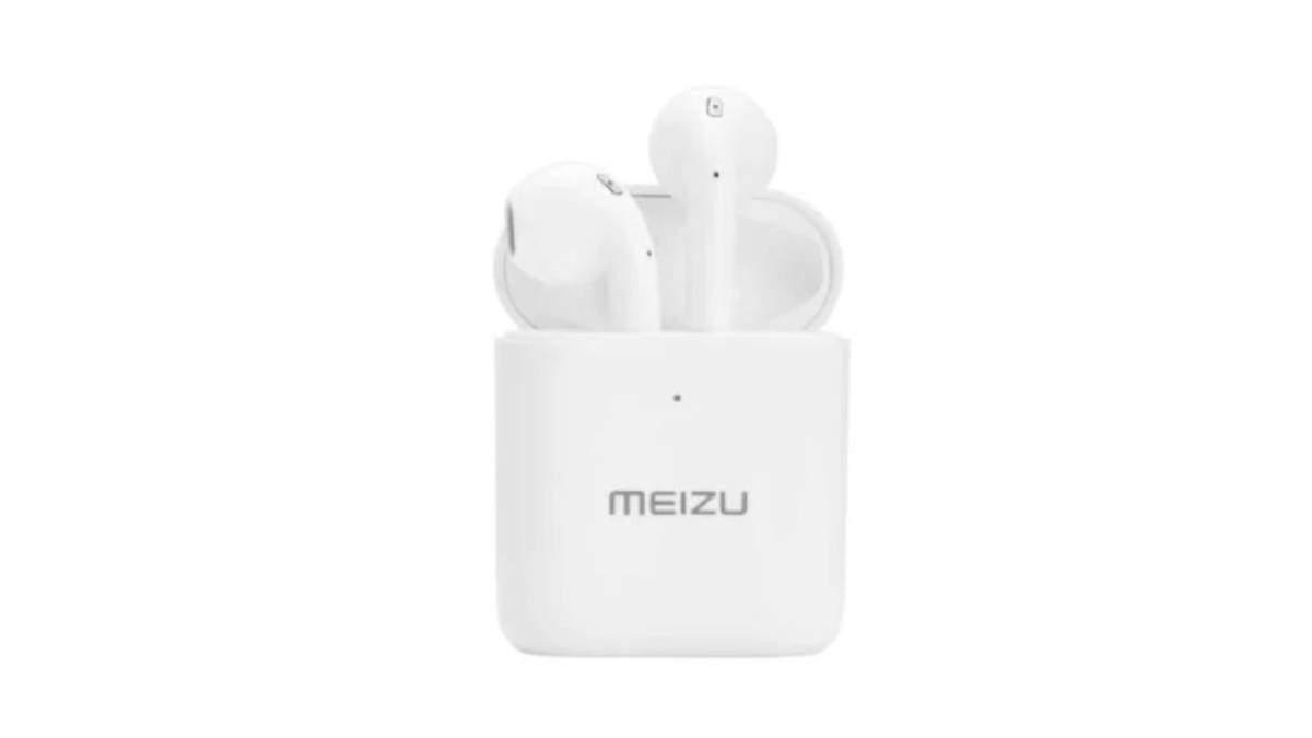 Новий клон AirPods: Meizu випустила бездротові навушники