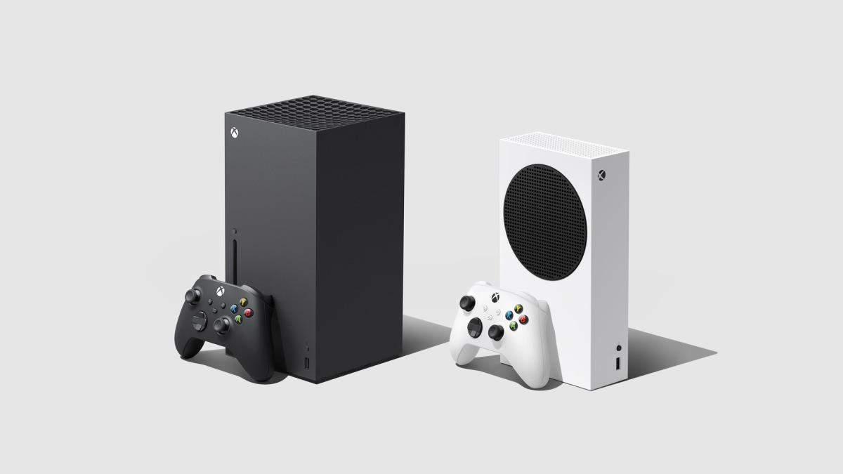 Перелік стартових ігор для Xbox Series X/S
