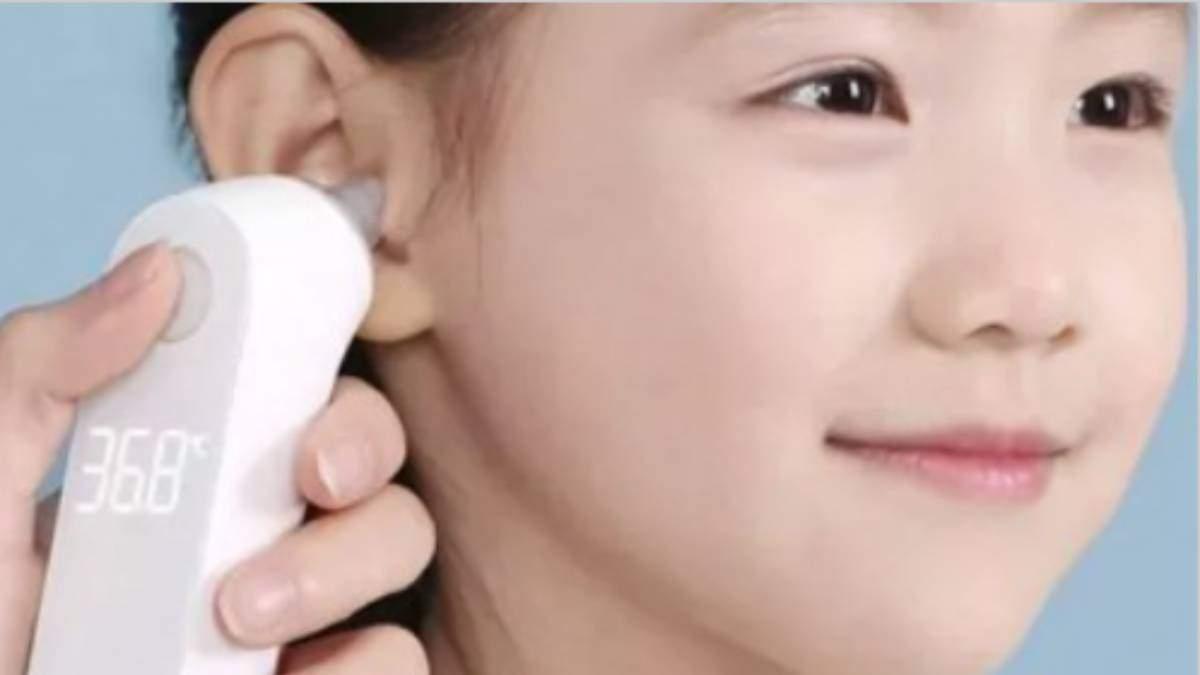 Ушной термометр от Xiaomi