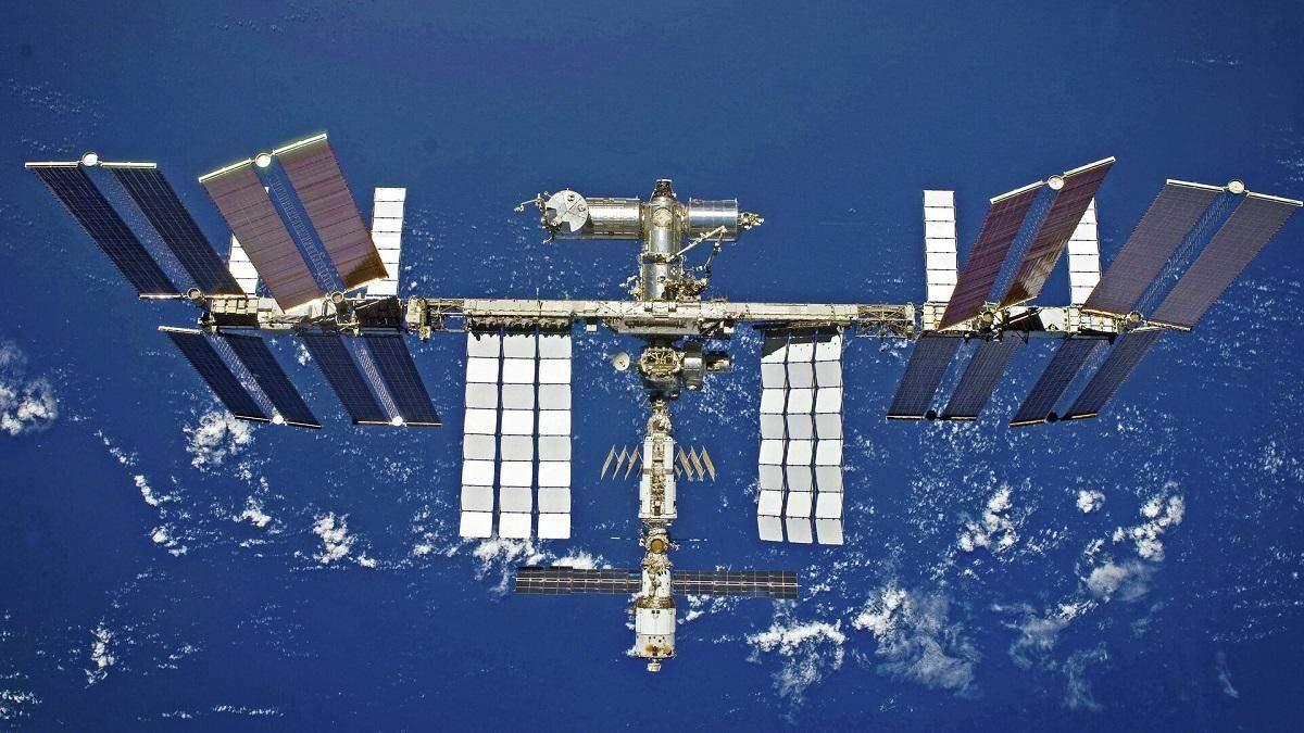 У російських космонавтів на МКС зламався туалет