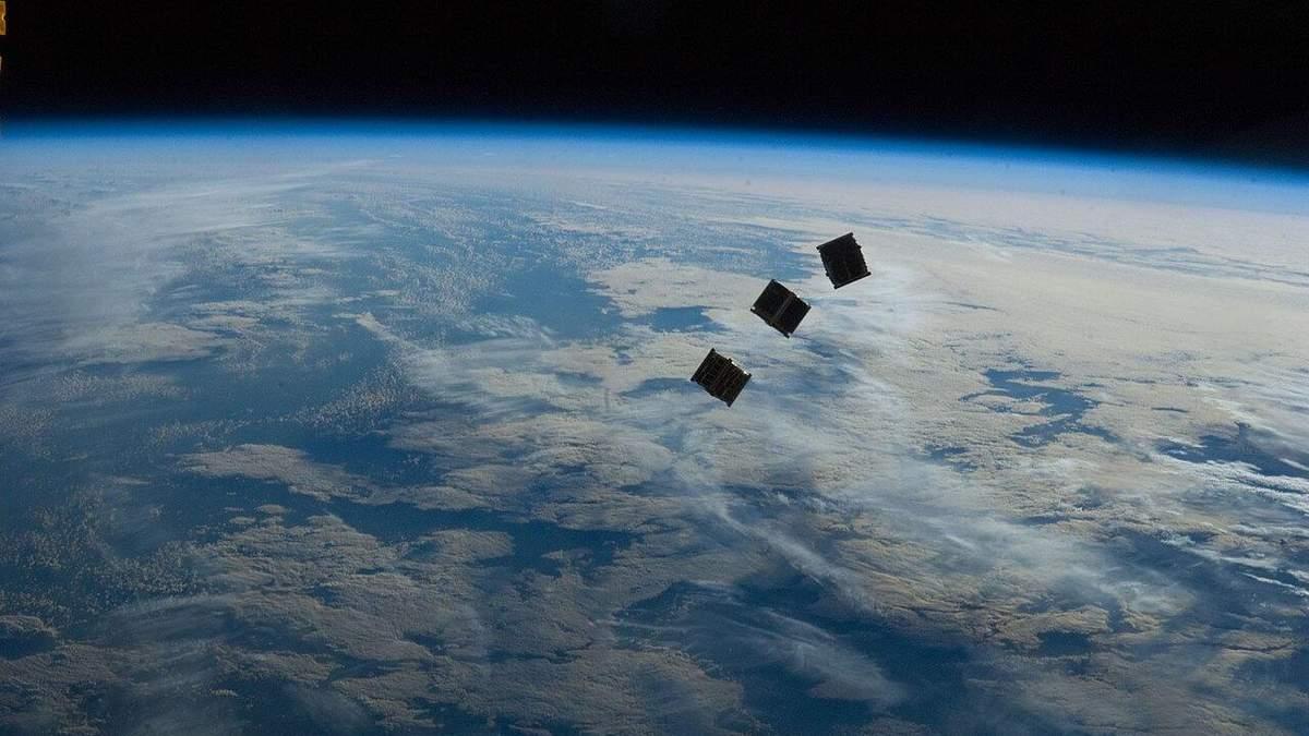 EOS Data Analytics виведе на орбіту супутник у 2022 році