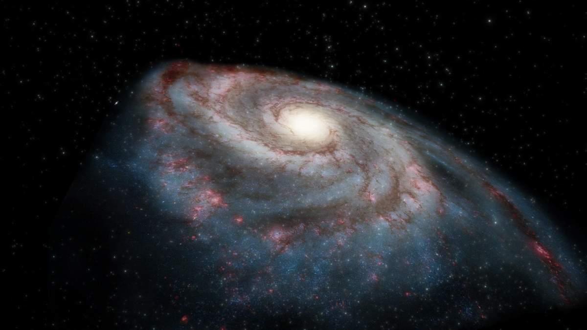 Астрономи зафіксували поглинання однієї галактики іншою