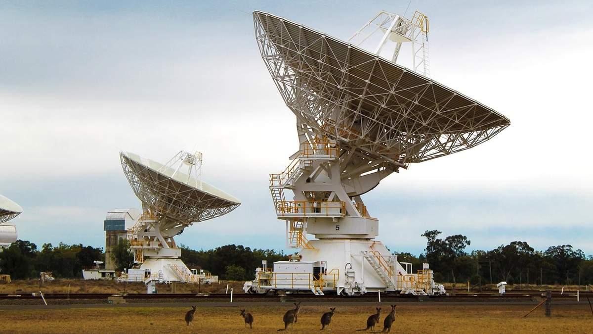 4G впливатиме на земні радіотелескопи