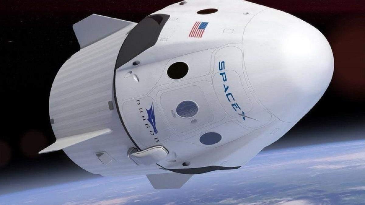 NASA назвало дату польоту Crew Dragon до МКС