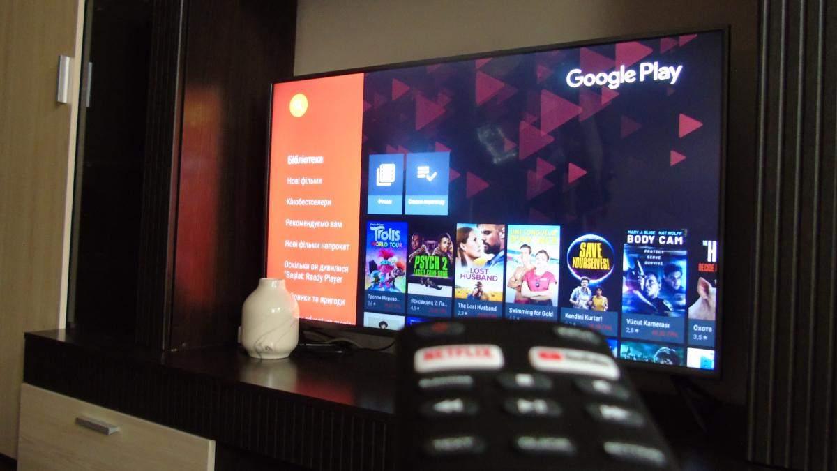 Телевізор KIVI 43U710KB – огляд, технічні характеристики і ціна