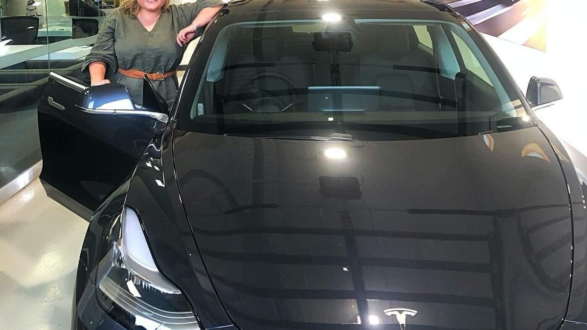 Власниця Tesla познущалася над викрадачами