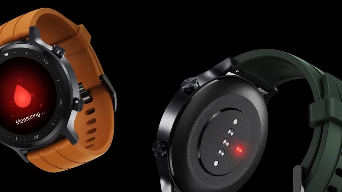 Realme Watch S характеристики и цена смарт-часов, новости Realme