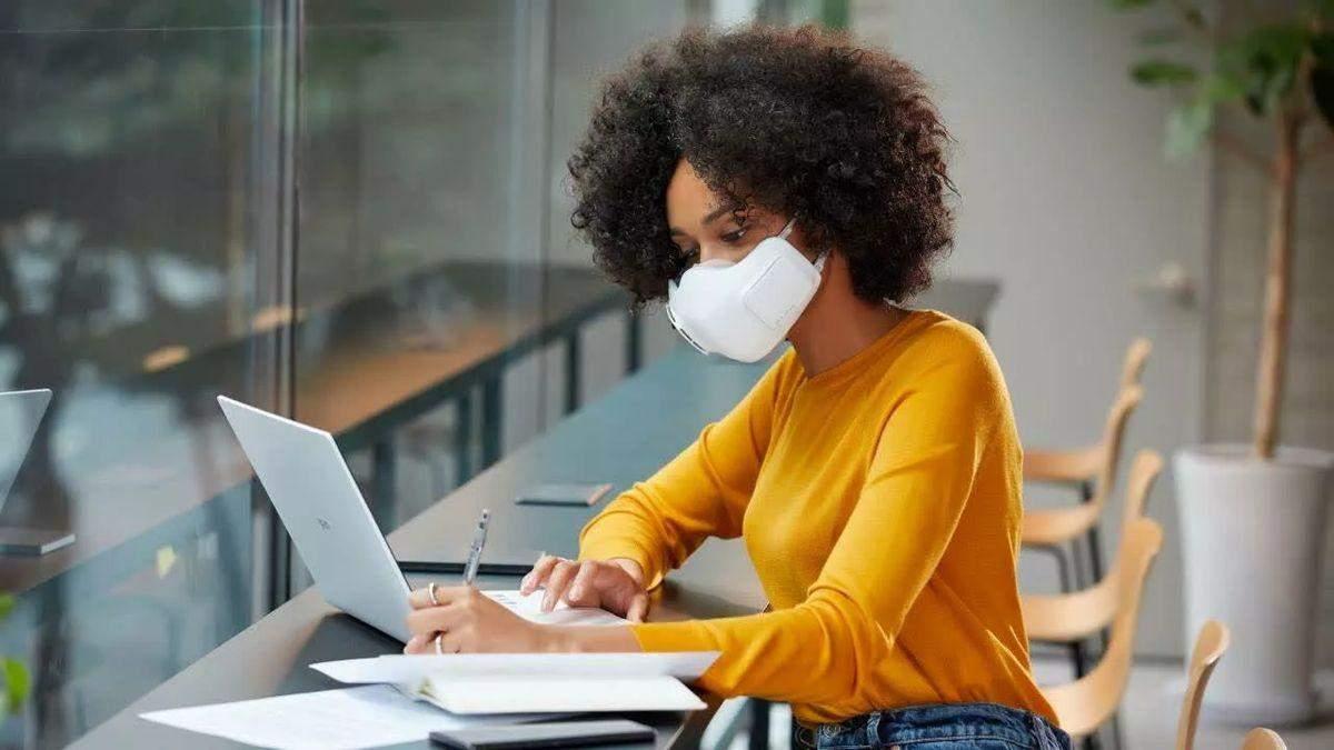 PuriCare LG выпустила защитную маску, Новости Техно 24