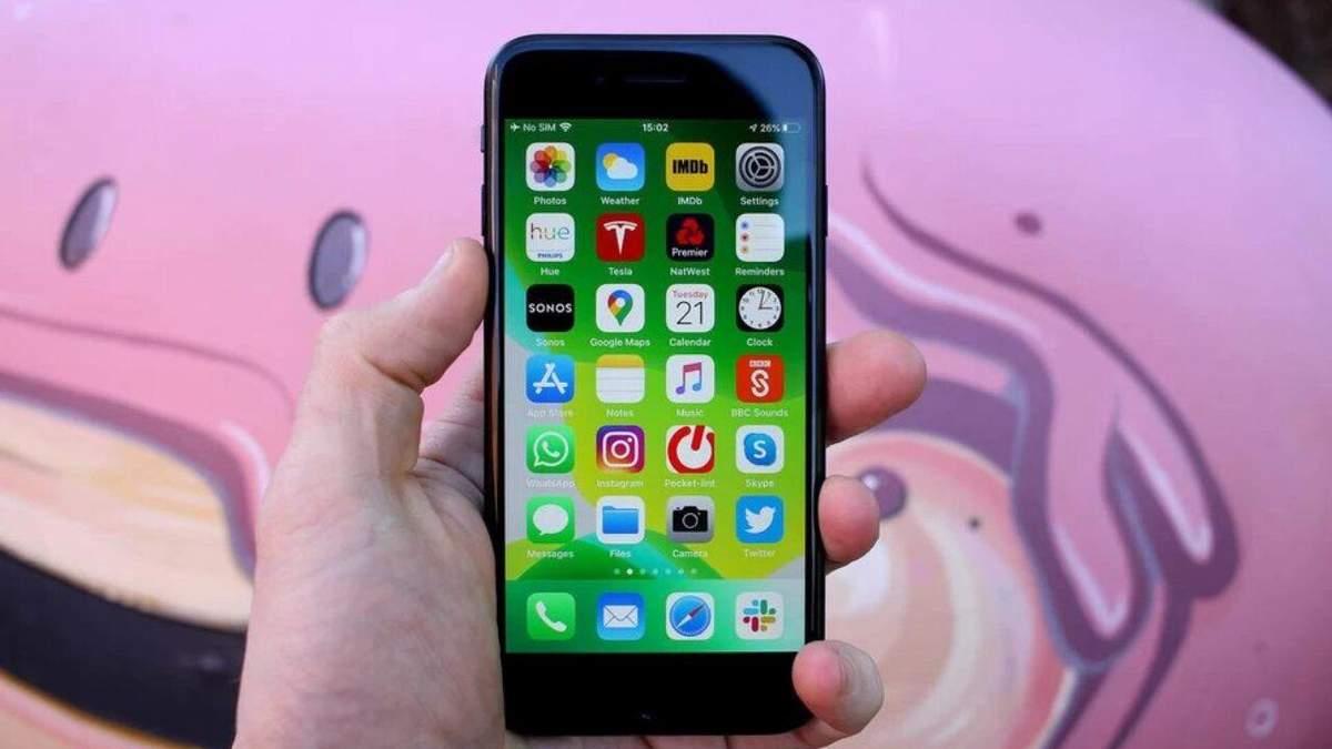 iPhone SE 3: появились детали о новом бюджетник от Apple