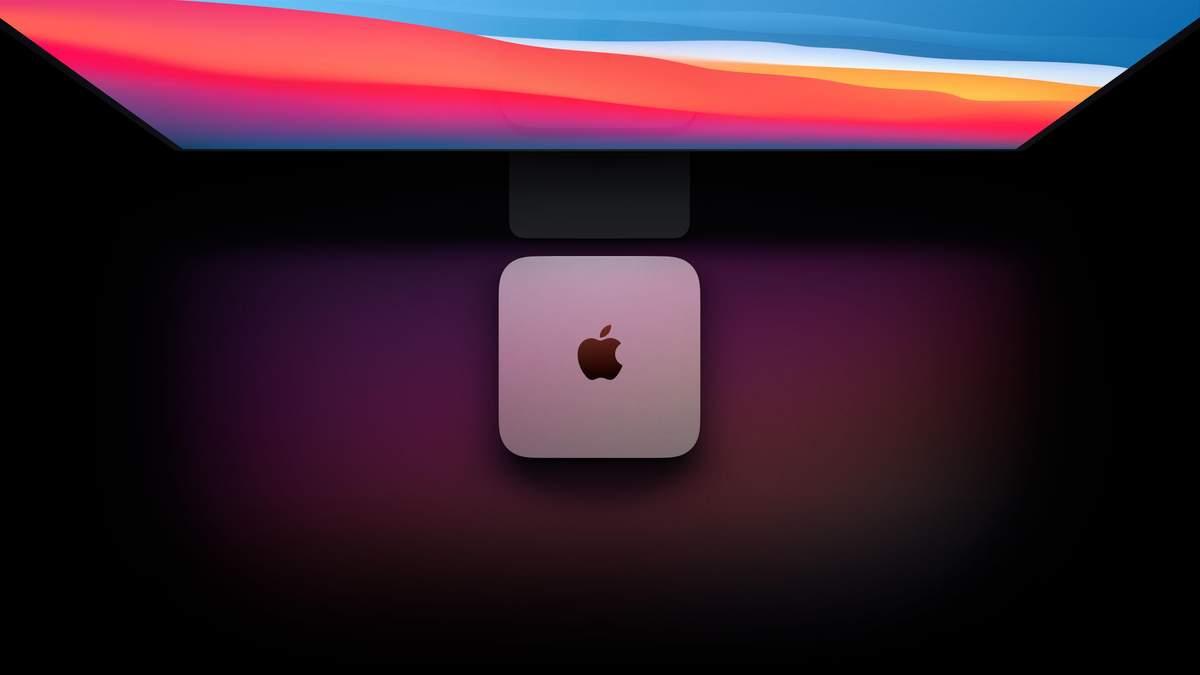 Назвали главный недостаток Apple Mac mini