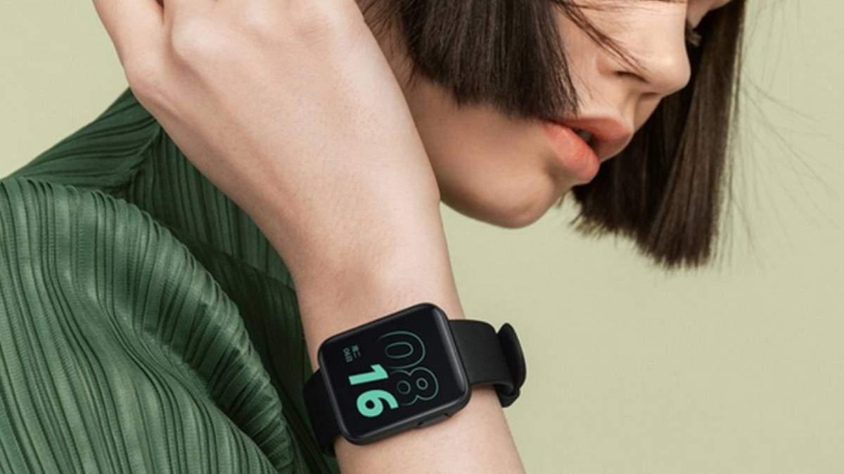 Redmi Watch з NFC презентували офіційно: характеристики і ціна