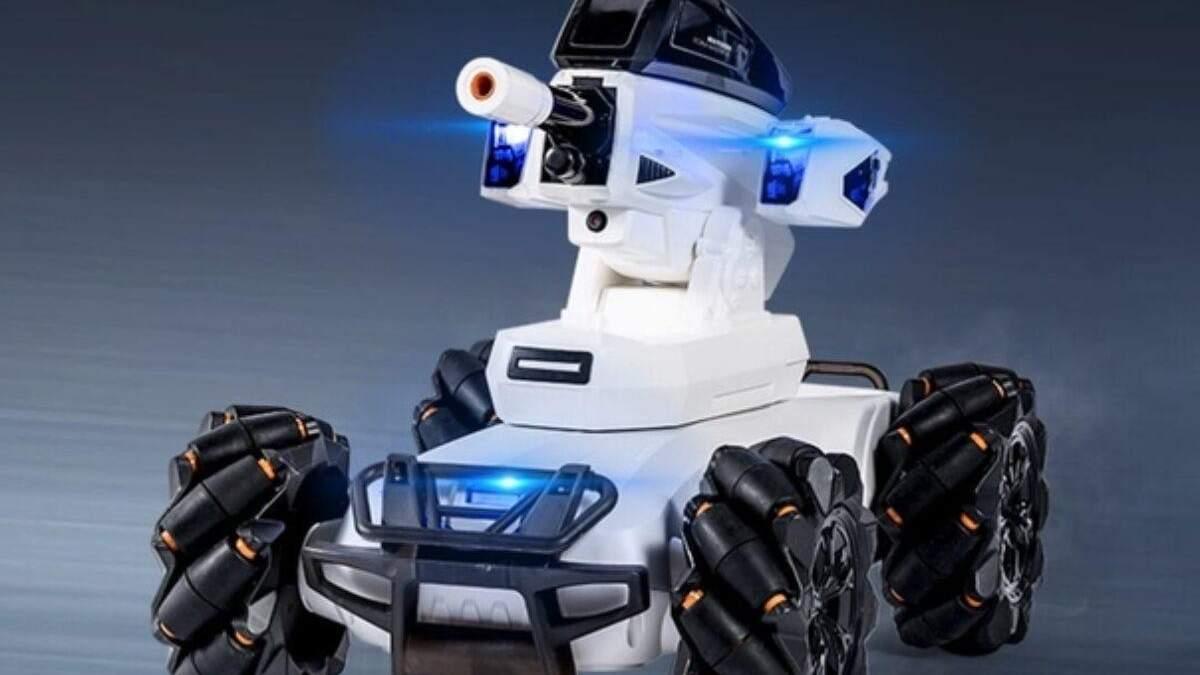 Xiaomi випустила іграшковий робот: що він уміє