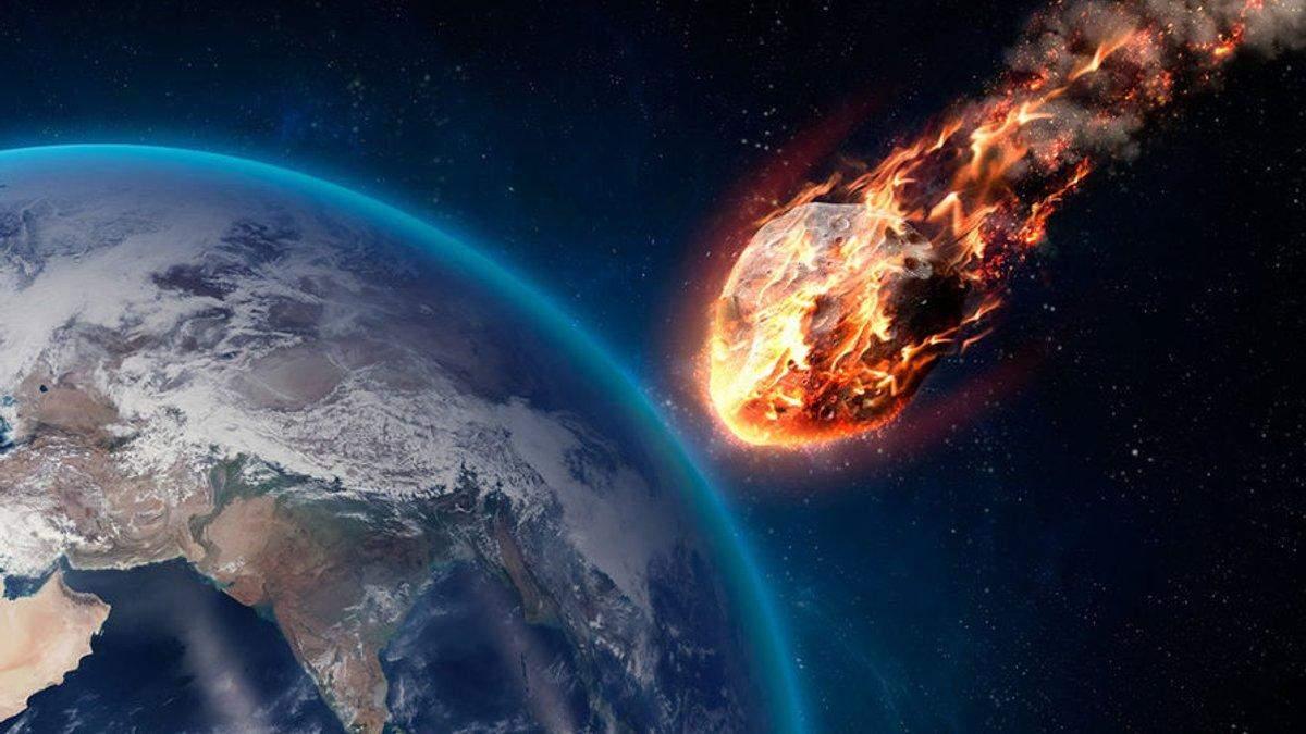 Метеорити розповіли про бурхливе минуле Сонячної системи