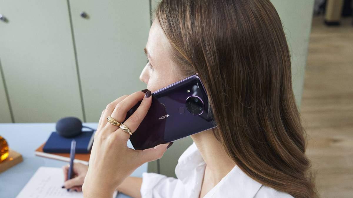 Nokia 5.4: характеристика смартфона  і ціна в Україні - Техно 24