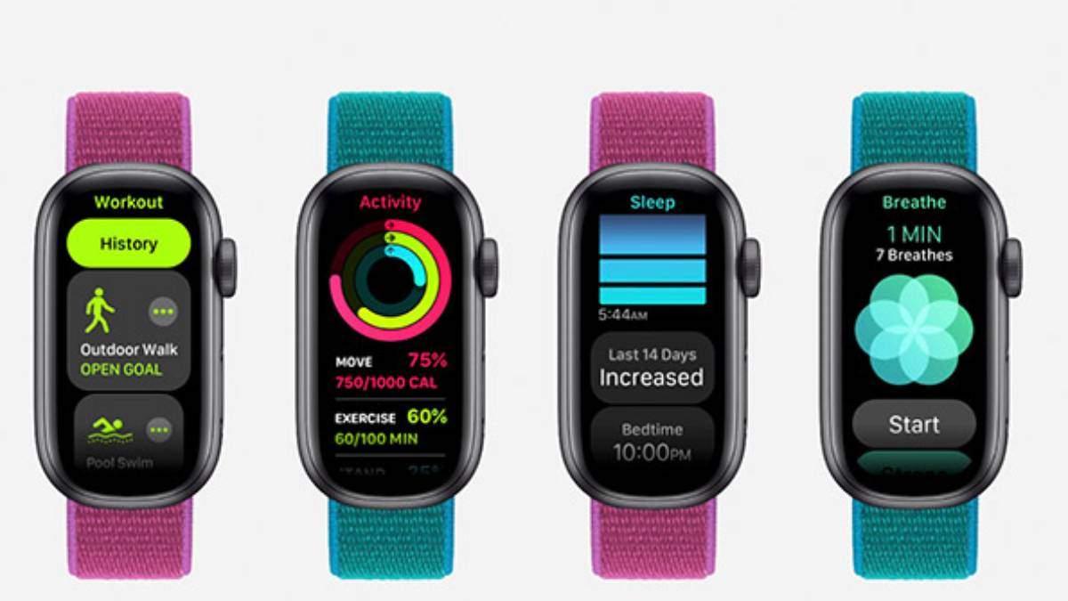 Apple работает над фирменным фитнес-трекером: концептуальные фото