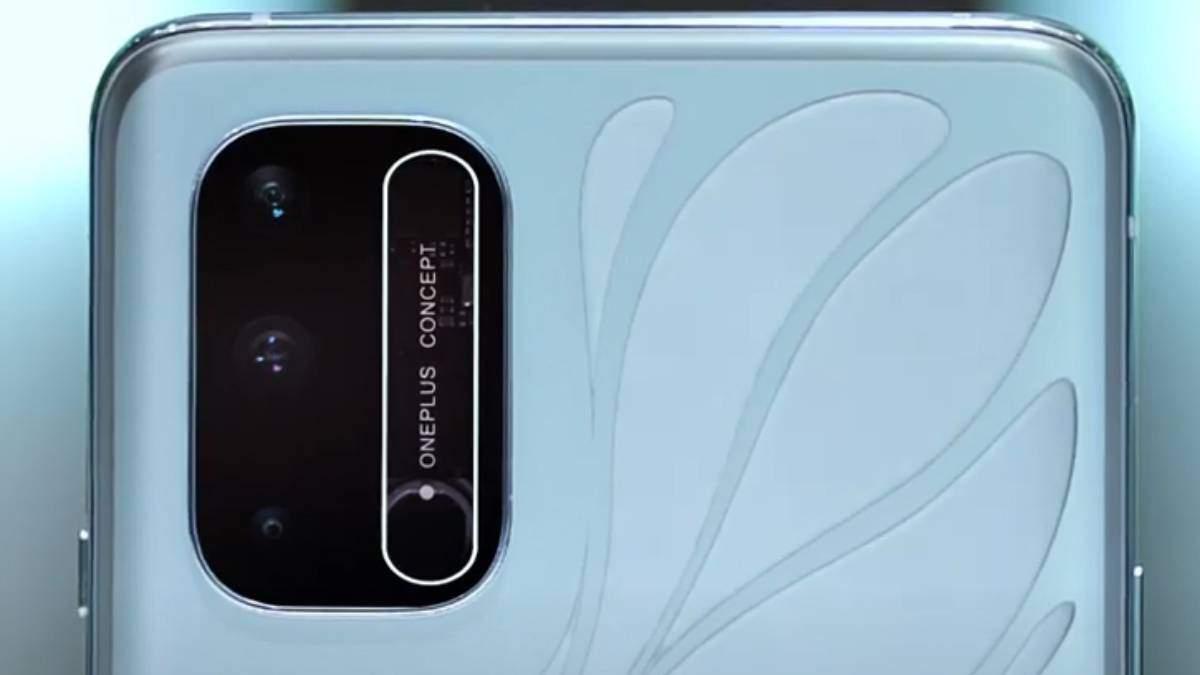OnePlus показала концепт смартфона, що змінює колір корпусу: відео