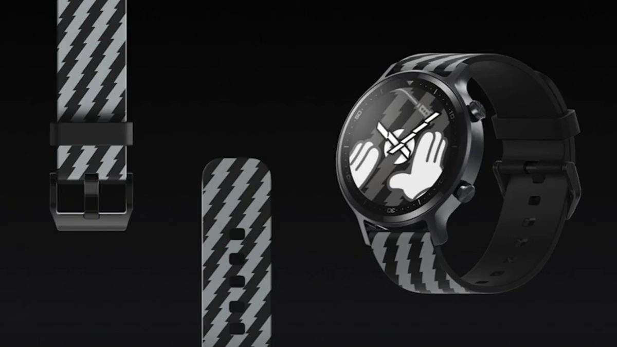 Realme Watch S Master Edition: презентовали новый смарт-часы