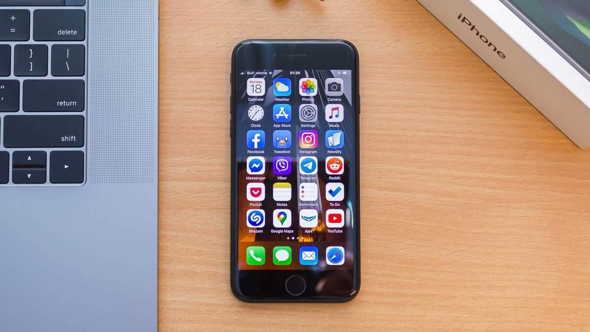 Новое поколение iPhone SE: Apple работает над новим бюджетным iPhone