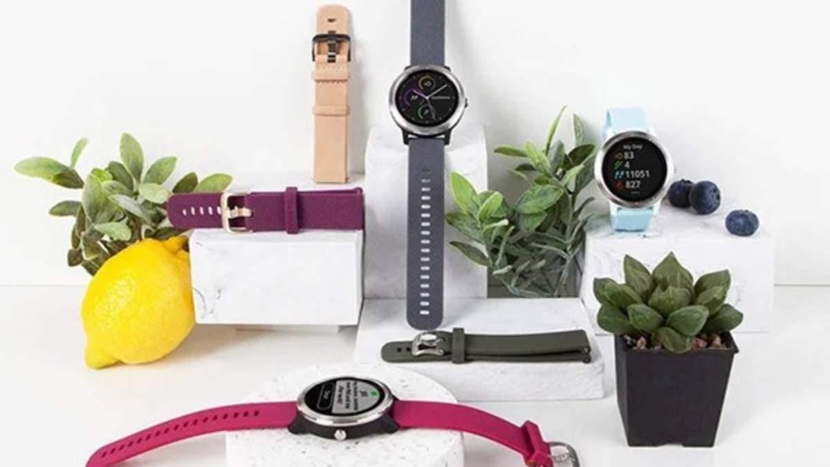 Garmin Vivoactive 3 Element: характеристики і ціна смарт-годинника