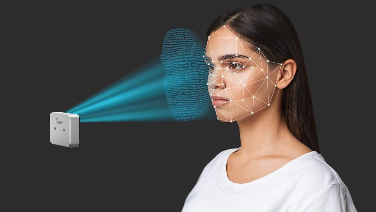 Технологія розпізнавання Intel RealSense ID помиляється раз на мільйон