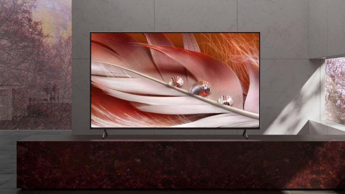 Sony представила телевізори Bravia XR, що працюють як людський мозок