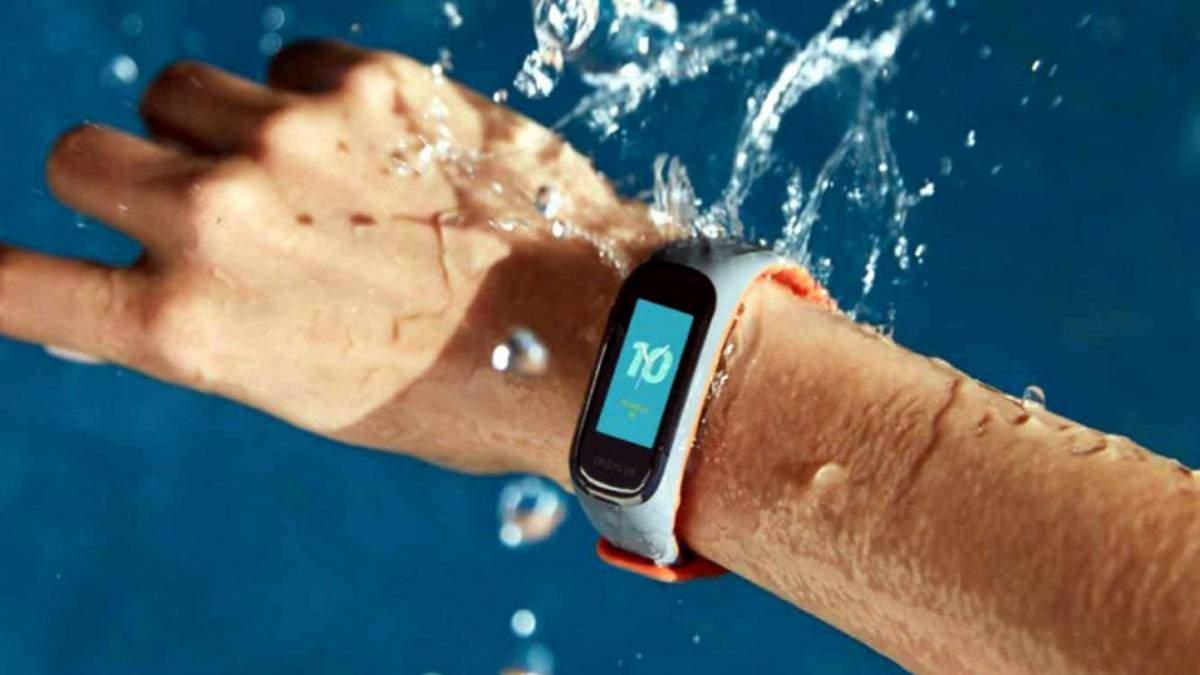 OnePlus Band: перший фітнес-браслет від OnePlus, характеристики і ціна