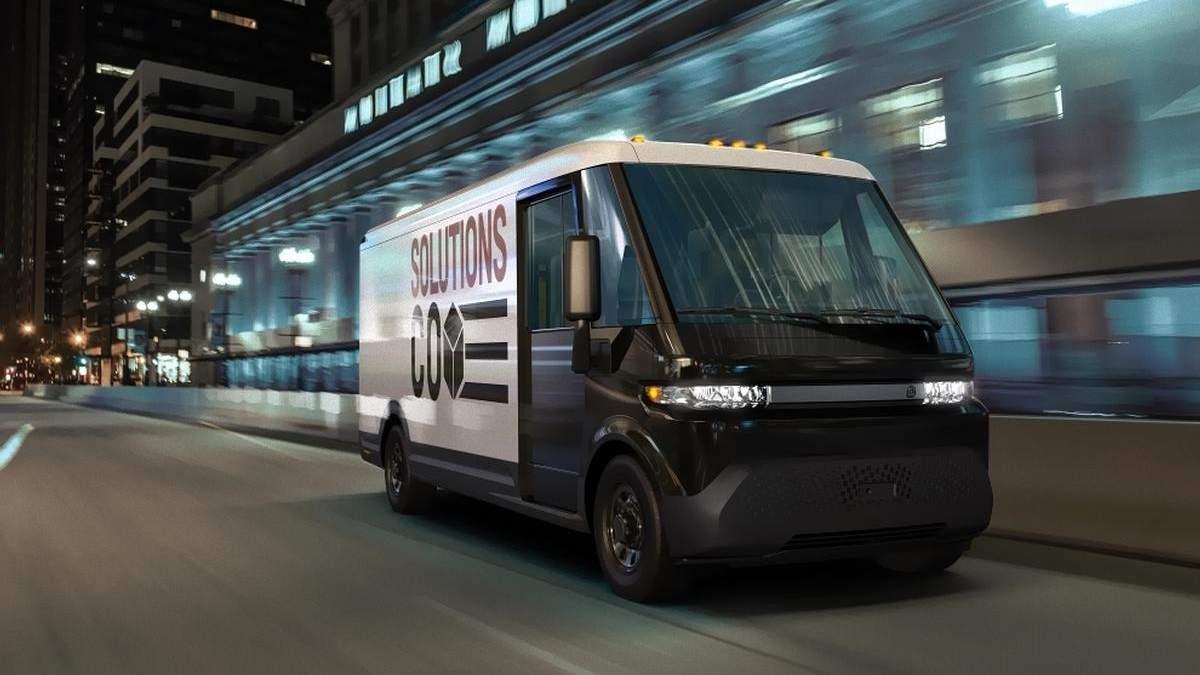 General Motors будет выпускать электромобили для доставки грузов под брендом BrightDrop