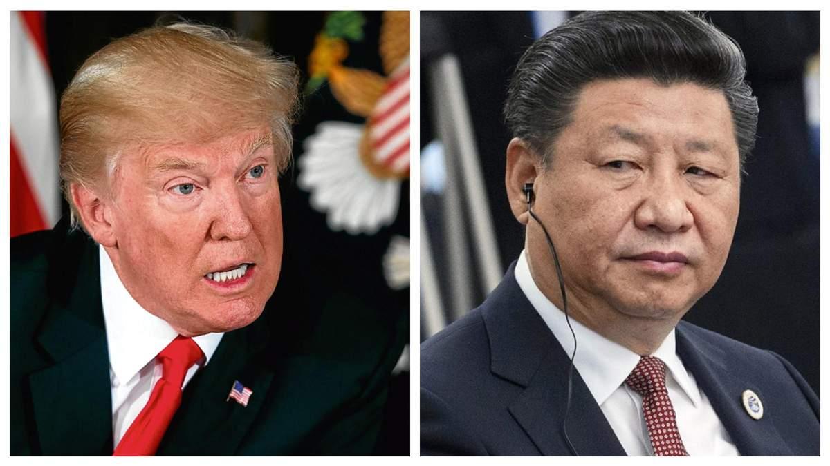 Трамп атакував Китай санкціями – тепер проти Xiaomi та ще 8 компаній