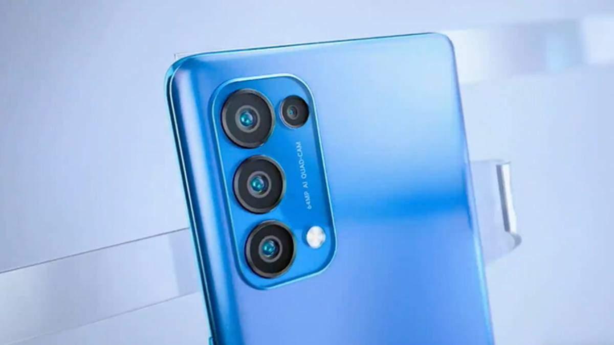 Oppo Reno5 Pro 5G: презентували новий флагманський смартфон