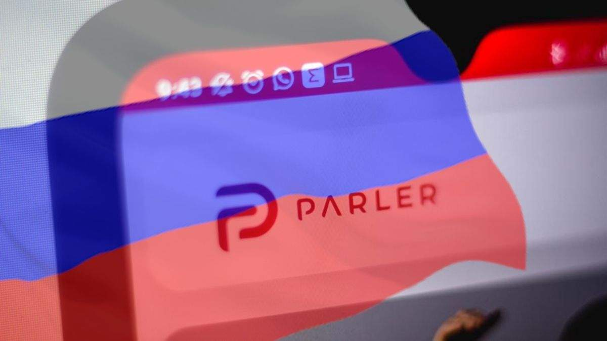 Parler переехала на российский хостинг