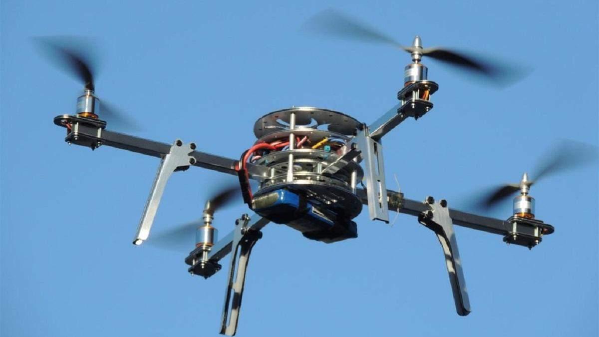 Китай развернул исследовательскую квантовую сеть с помощью дронов