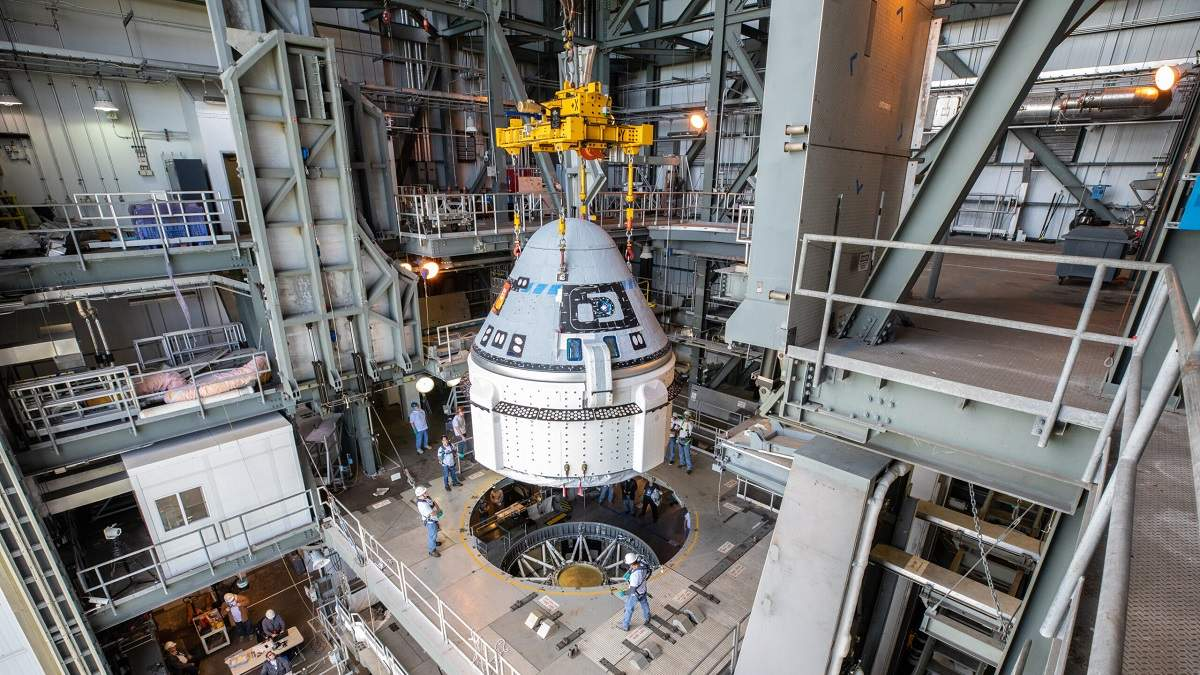 Космический корабль Starliner готов ко второму тестового полета