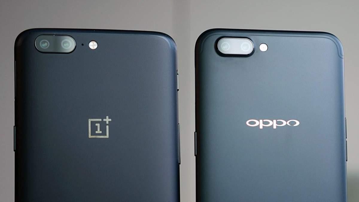 Виробники OnePlus і Oppo об'єднують свої дослідницькі лабораторії
