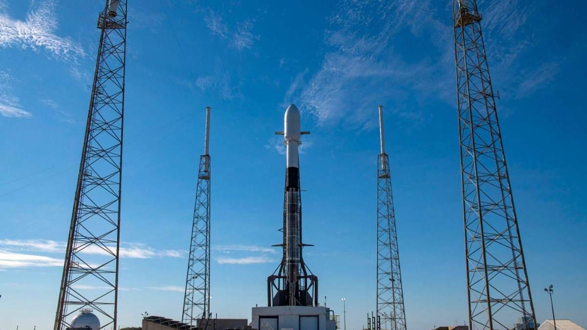 Компанія Ілона Маска запустила на орбіту 143 супутники