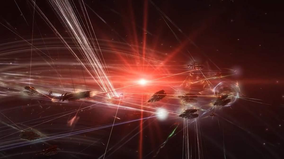 Самая дорогая битва в истории игр шла 14 часов в EVE Online