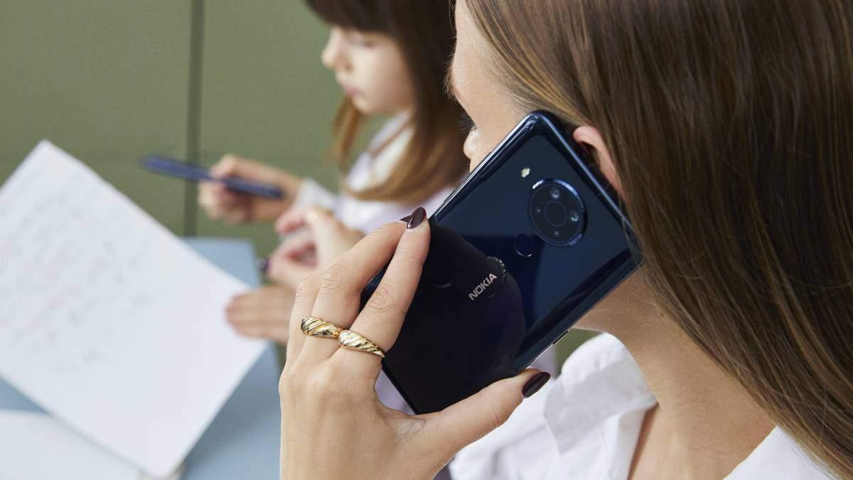 Nokia 5.4 презентували в Україні: характеристики і ціна