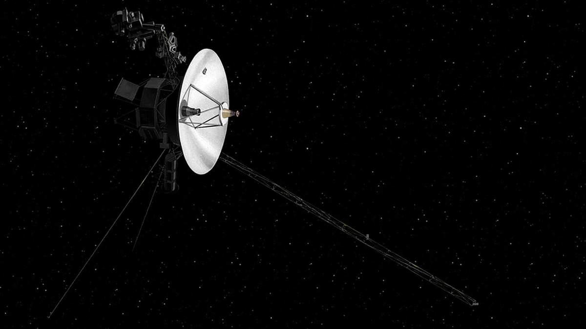 Вояджер-2 знову вийшов на зв'язок з NASA