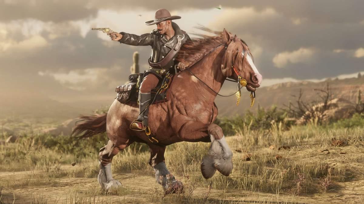 Исторический курс на базе серии игр Red Dead Redemption