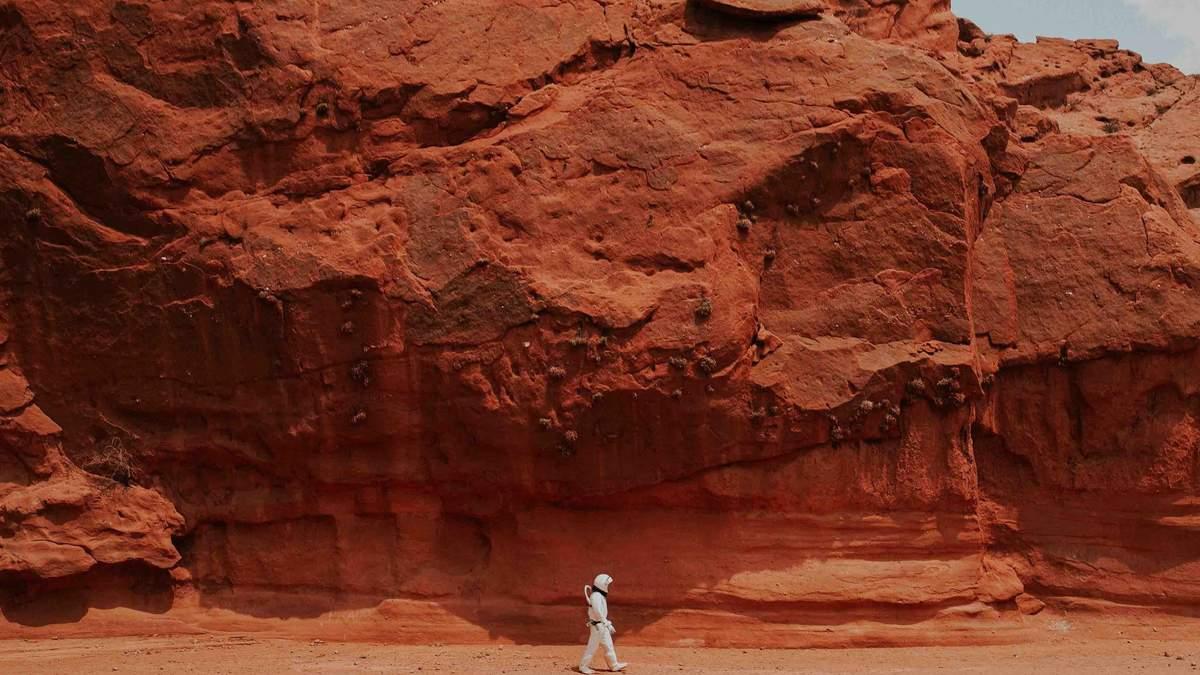 Ученые нашли способ обеспечить марсианских колонистов кислородом