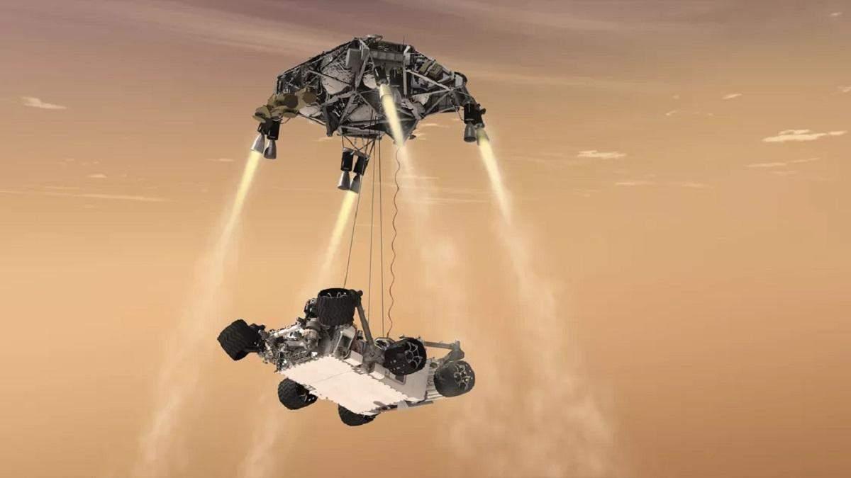 Где смотреть высадку Perseverance на Марс: онлайн трансляция