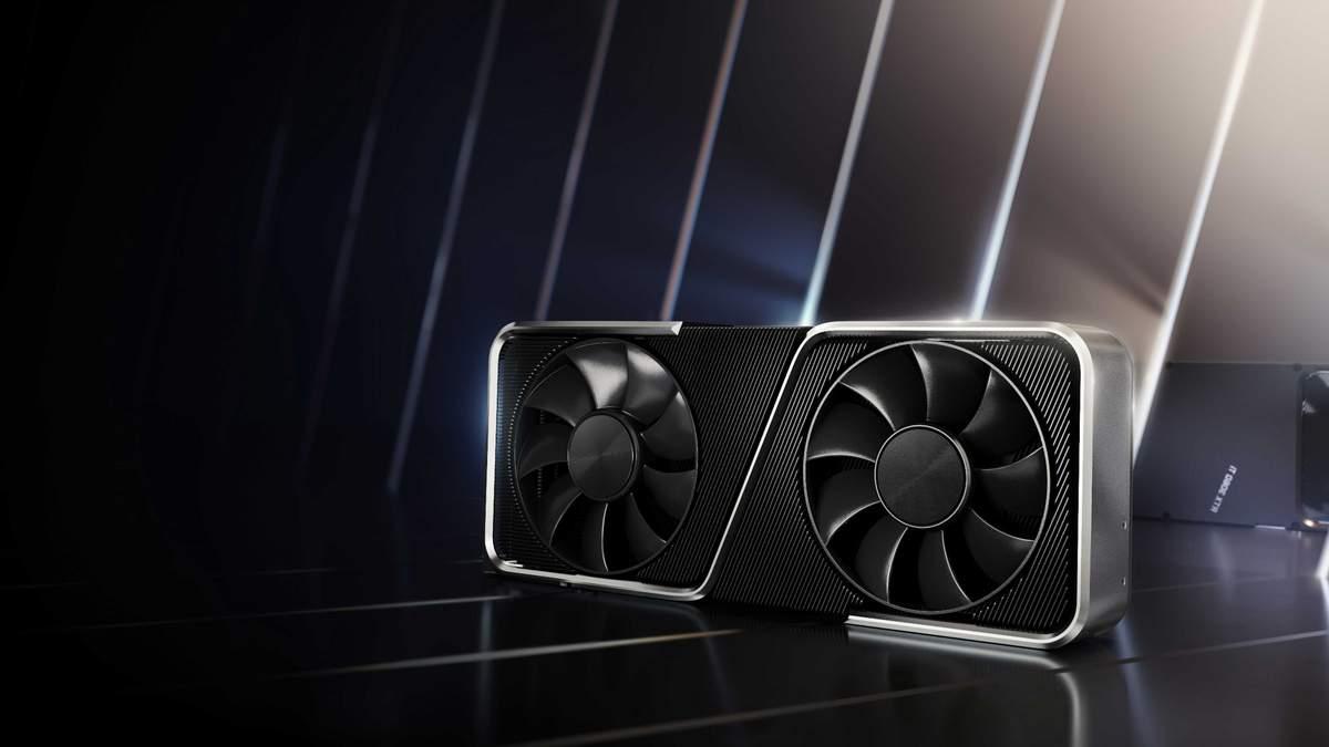 Nvidia сповільнить графічні процесори GeForce RTX 3060