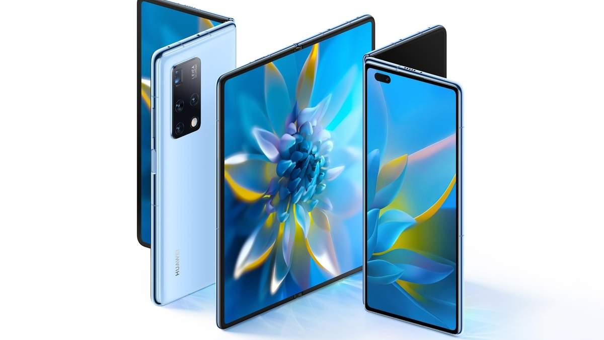 Huawei Mate X2: обновленный дизайн, характеристики и цена