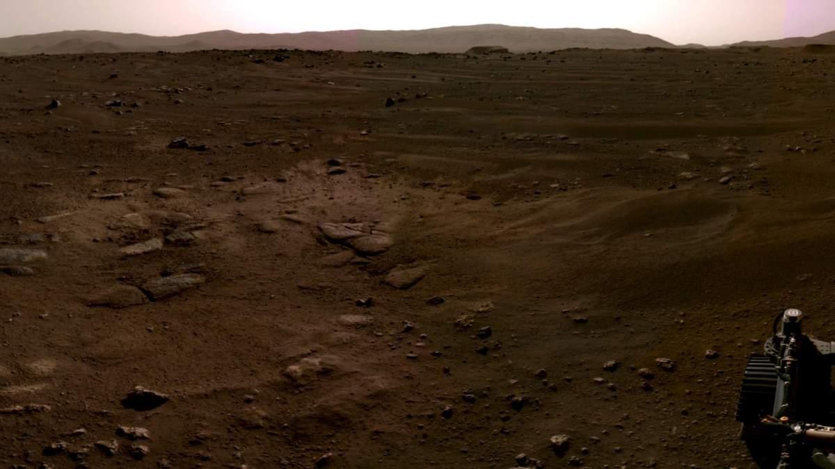 NASA использует карту Марса для Perseverance, которую создал украинский разработчик