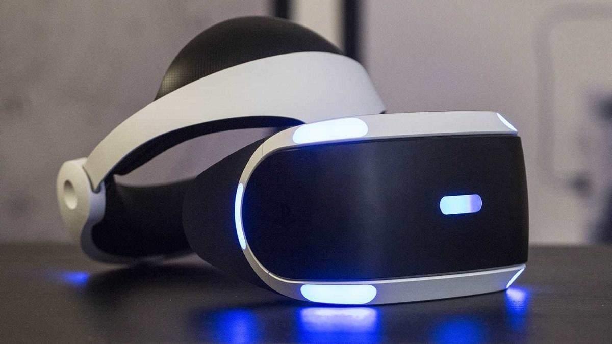 Гарнитура PlayStation VR