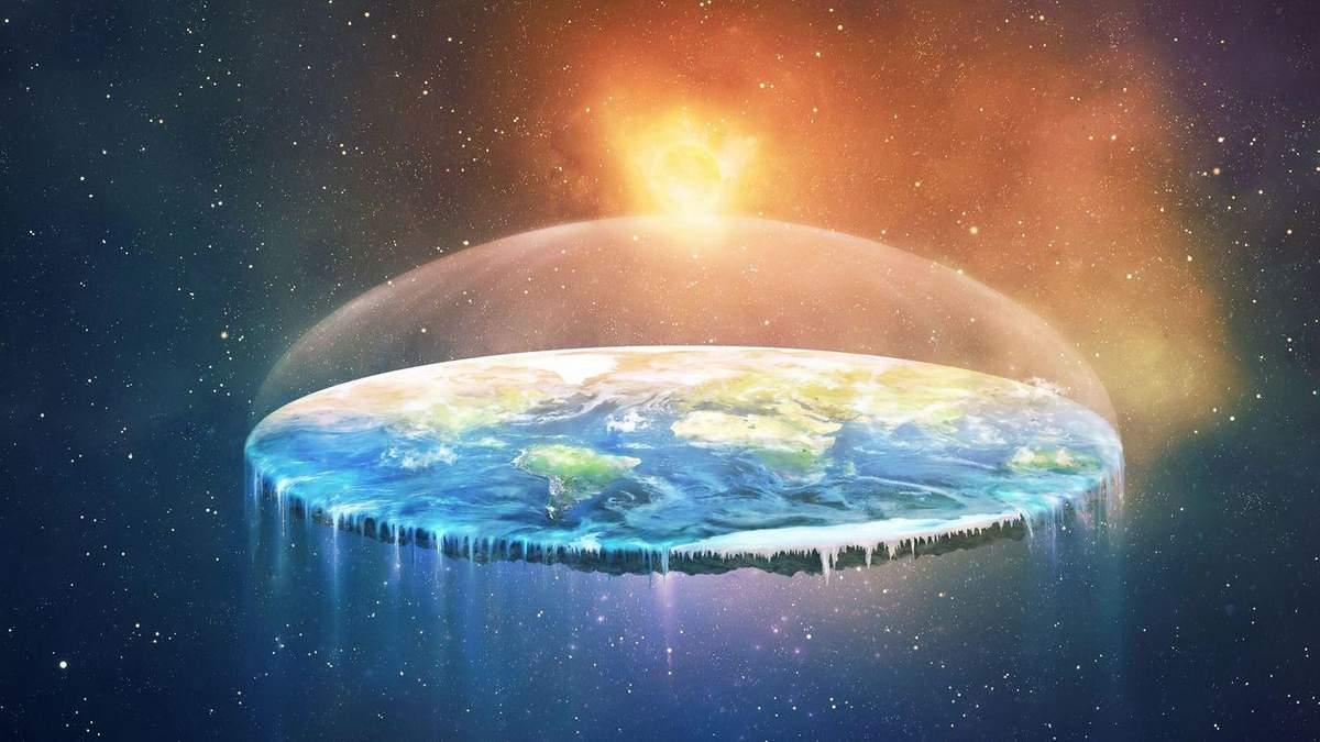Марк Голд хоче відправити в космос прихильників теорії пласкої Землі