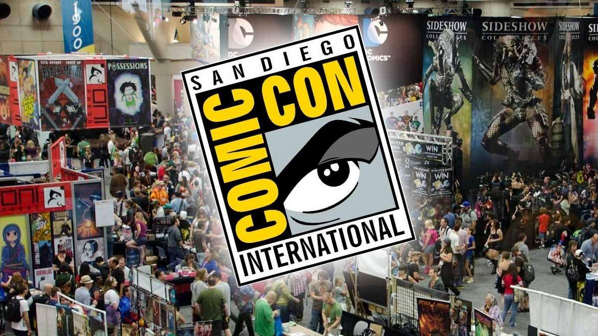 San Diego Comic-Con снова пройдет в онлайн-формате