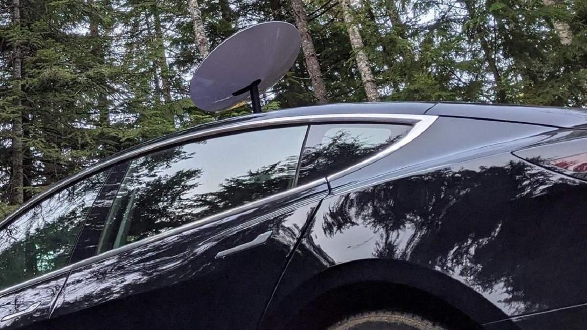 Starlink подала заявку на забезпечення доступу до супутникового інтернету для рухомих об'єктів